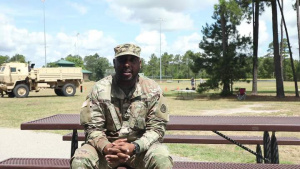 Staff Sgt. Chaz Barbour Independence Day Shoutout