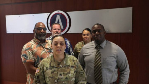 U.S. Army Central Strategic Mobility Division Independence Day Shoutout
