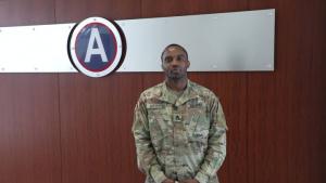 Staff Sgt. Antwain Mathews Independence Day Shoutout