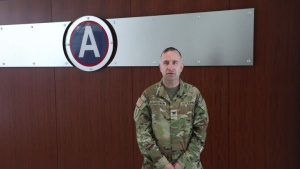 Col. Joel Holmstrom Independence Day Shoutout