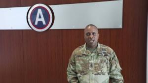 Sgt. Maj. Wayne Barker Independence Day Shoutout