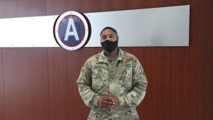 Sgt. Deonta Badger Independence Day Shoutout