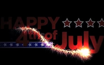Happy 4th of July from the 111th