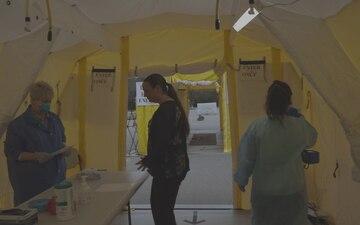 B roll from Fox Army Health Center