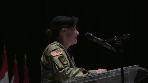 SHAPE/Brussels Healthcare Facility Change of Command Ceremony