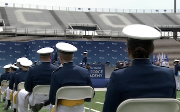 2021 USAFA Graduation
