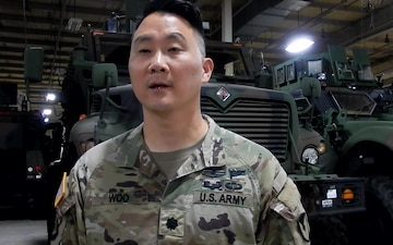 Interview with Lieutenant Colonel Edward Woo