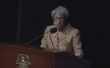 BG (R) Cadoria Hall of Fame Induction - Selfless Service & Duty
