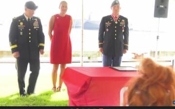 Video stream: Norfolk District retirement celebration held at district