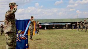 KFOR Regional Command-East Transfer of Authority