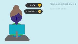 Anti Cyberbullying Animation