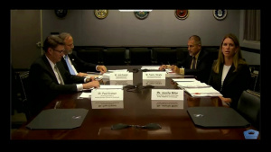 Officials Testify on DOD Budget Request for Military Construction, Energy, Environmental Programs