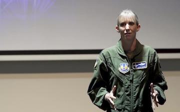 "AFRL Inspire 2021 - Lt Col Olivia ""Pi"" Elliott"