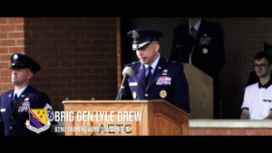 82nd Training Wing Change of Command Ceremony