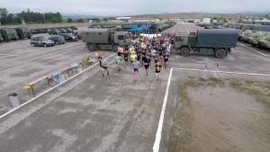 Genad Organizes Charity 5 Kilometer Run