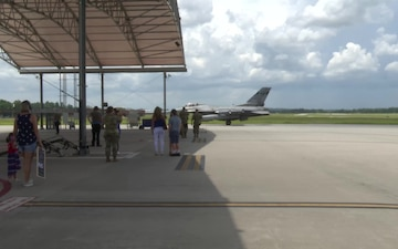 Swamp Foxes return from Southwest Asia deployment