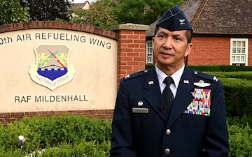 B-roll - Colonel Troy Pananon Exit Interview