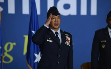 100th Air Refueling Wing Change of Command