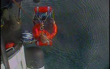 Video Available: Coast Guard rescues 3 mariners 20 miles off Portsmouth, New Hampshire