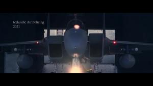"Icelandic Air Policing ""Teaser"""