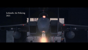 """Icelandic Air Policing """"It's what we do, it's part of our mission"""""""