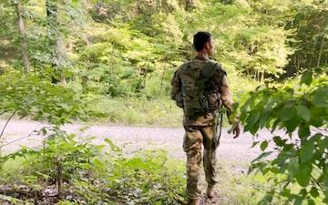 6th Regiment, Advanced Camp, Land Navigation | Cadet Summer Training 2021