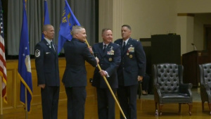 616th Operations Center | Change of Command