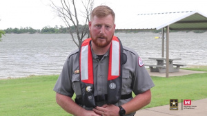 U.S. Army Corps of Engineers Water Safety Video with Fort Worth District