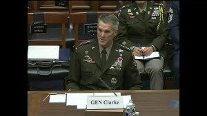 DOD Officials Testify on FY 2022 Budget Request for Special Operations