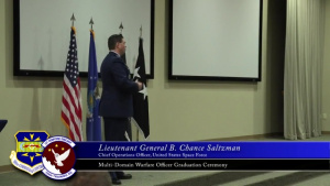 Multi-Domain Warfare Officer Class 21A Graduation