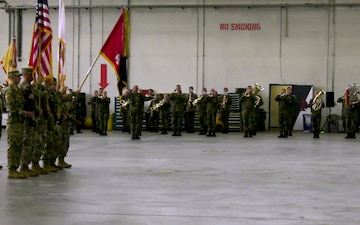 1 ID, 1 CAB Change of Command Ceremony July 2021