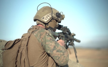 Alpha Co, BLT 1/1 Completes Company-level Attack Range at Camp Pendleton