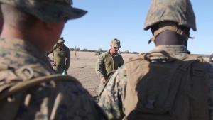 Talisman Sabre 21: US Marines, Australian Defence Force train together at Hughenden Air Field