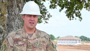 Tennessee Air National Guard building homes in Cherokee Nation interviews
