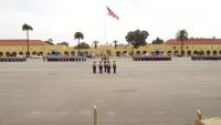 Kilo Company Graduation Ceremony