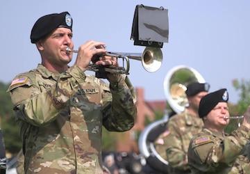I am an Army Bugler