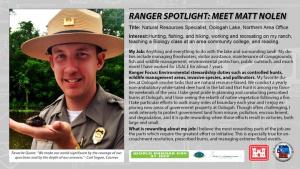 Ranger Spotlight
