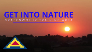 Get Into Nature hikes are back in the Grafenwoehr Training area
