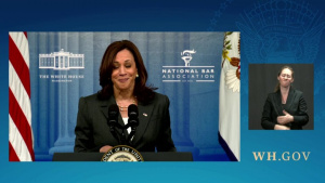 Vice President Harris Delivers Remarks to the National Bar Association