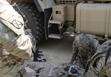 645th ICTC Convoy Operations