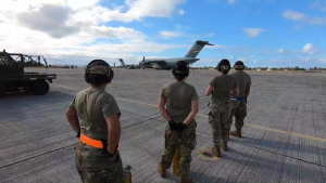 48th Aerial Port Squadron Participates in ERO