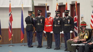UNC 68th Armistice Agreement Memorial Ceremony