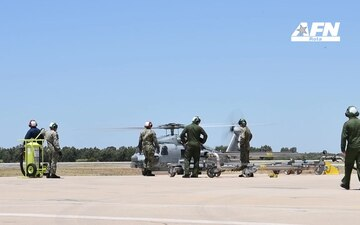 New MH-60R Helicopters