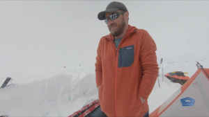 It's About the Journey: Veteran Talks Challenges of Mountaineering