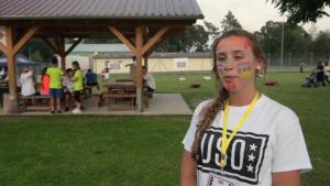 USO Camp Aachen 5K Glow Run