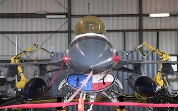 149th FW Jet Wash Robot B-Roll