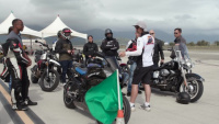 Advanced Motorcycle Course: Devil Dogs hit the road