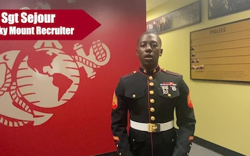 RS RAL Know your Recruiter: Sgt Sejour
