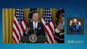 President Biden Delivers Remarks Laying Out the Next Steps to Get More Americans Vaccinated