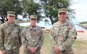 Happy Belated 246th Birthday Army Medicine from Hawaii Live from the U. S. Army Medical Command Best Leader Competition